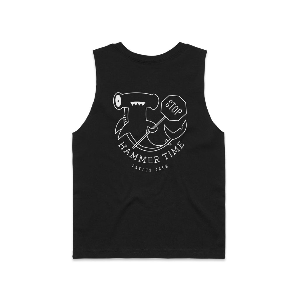 KIDS HAMMER TIME TANK