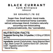 FLORANCE™ Black Currant CBD Lozenges