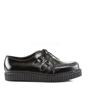 Rockabilly Men's Black Shoes ( Unisex )