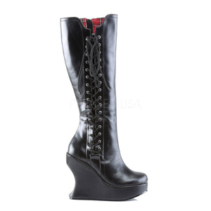 Cyber-Goth boots
