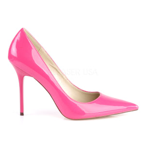 4 Inches Pink Classic Stilettos