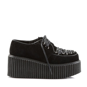 Lace up Pentagram Creepers