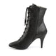 Dream Ankle Black Boots