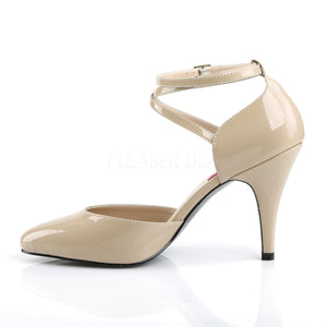 Dream D'Orsay Cream Heels