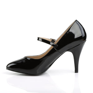 Dream-428 Mary Jane Style Pumps Black