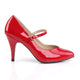 Dream-428 Mary Jane Style Pumps Red