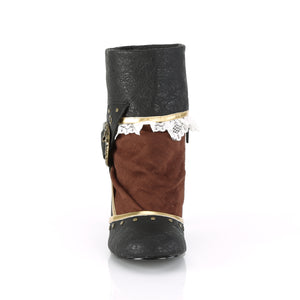 Captain Esmeraldas Boots Black&Brown
