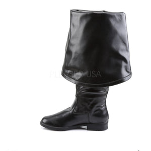 Maverick Pirate Boots Black