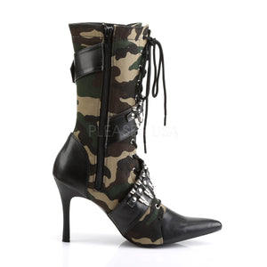 Women Soldier boots