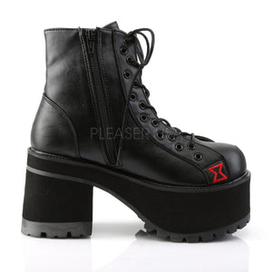 Black Widow Ranger Boots