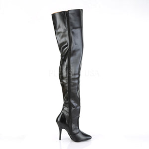 Seduce-3010 Black PU US-9/10