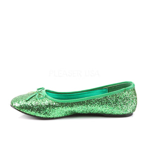 Fairy Green Glitter Ballets
