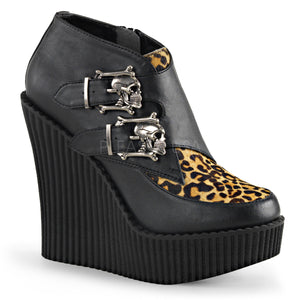 wedge heel creeper