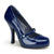 Navy Blue Mary Jane Heels Cutiepie-02
