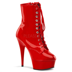 Pleaser Delight-1020 red