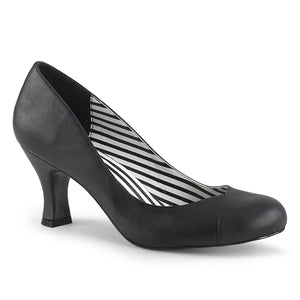 Sexy Jenna Pumps Black PU