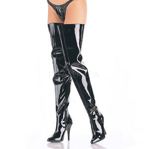 wide thigh high boots