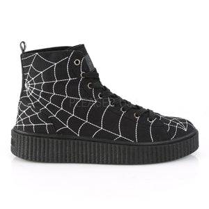 Spider Web Sneakers (Unisex)