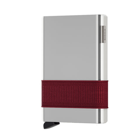 SECRID Cardslide White-Bordeaux