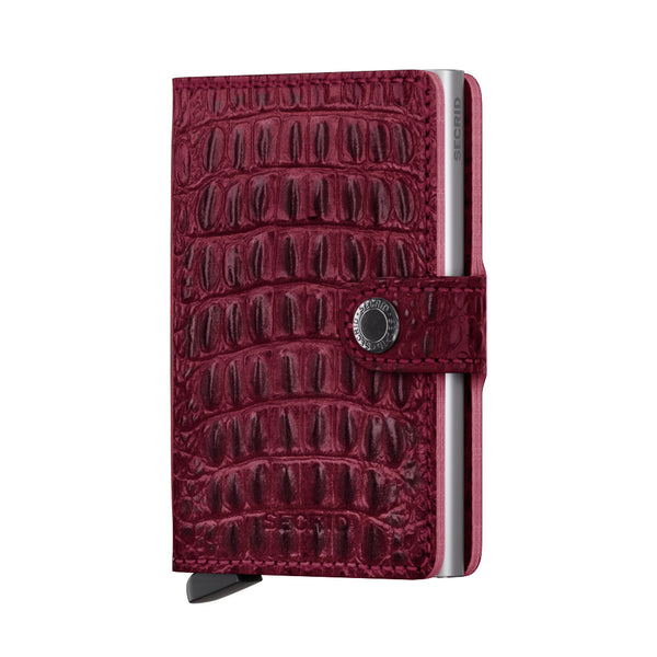SECRID Miniwallet Nile Red
