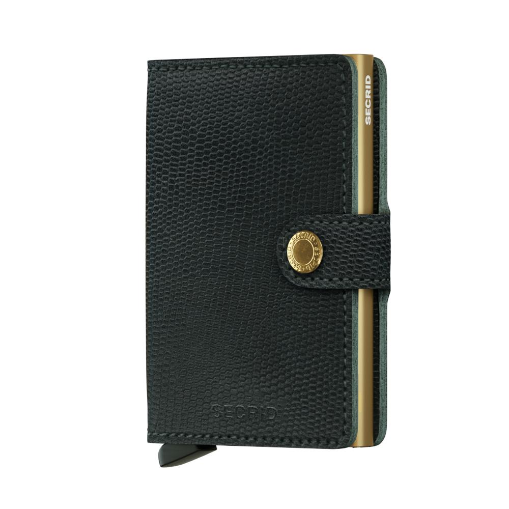 Secrid Miniwallet Rango Green-Gold