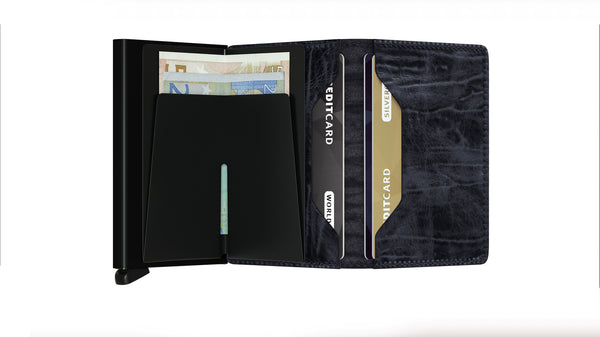 SECRID Slimwallet Dutch Martin Night Blue