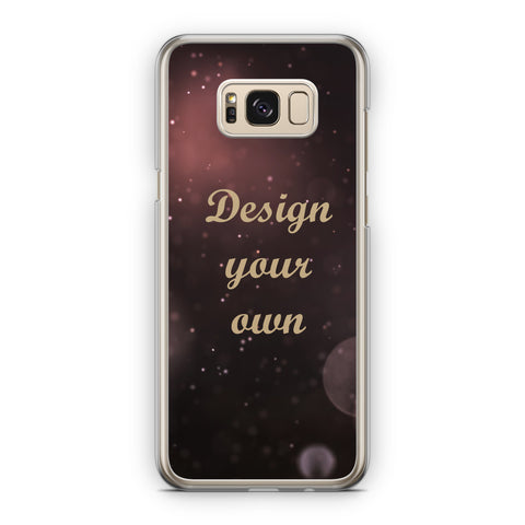Samsung Galaxy S8 Custom Case