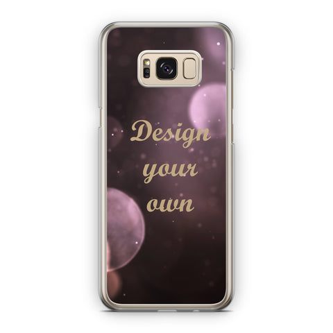 Samsung Galaxy S8 Plus Custom Case