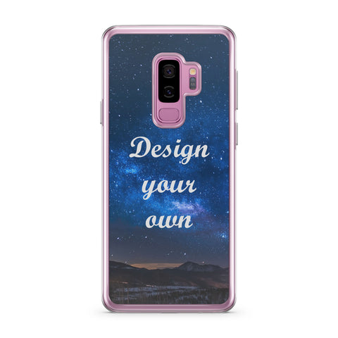 Samsung Galaxy S9 Plus Custom Case
