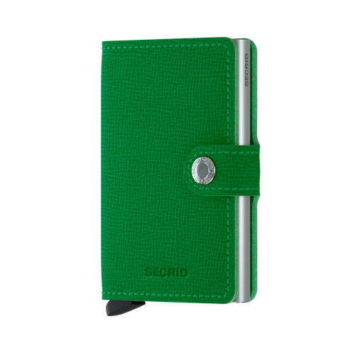 Secrid Miniwallet Crisple Light Green