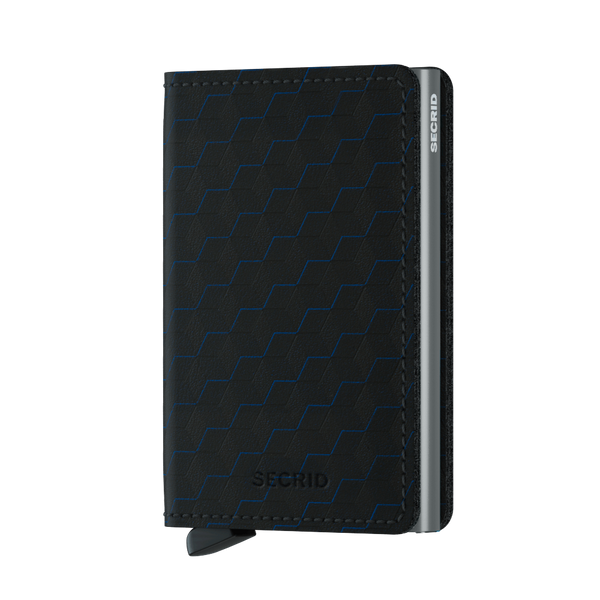 Secrid Slimwallet Optical Black Titanium