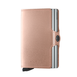 Secrid Twinwallet Metallic Rose
