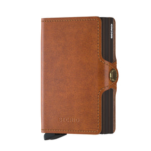 Secrid Twinwallet Original Cognac Brown