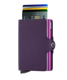 Secrid Twinwallet Matte Purple