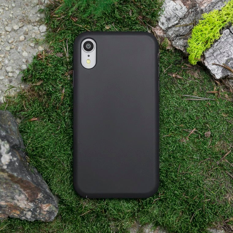 iPhone XR Custom Engraving Compostable Case