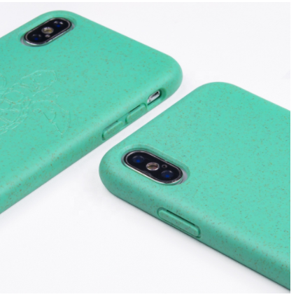 iPhone XS Max Custom Engraving Compostable Case