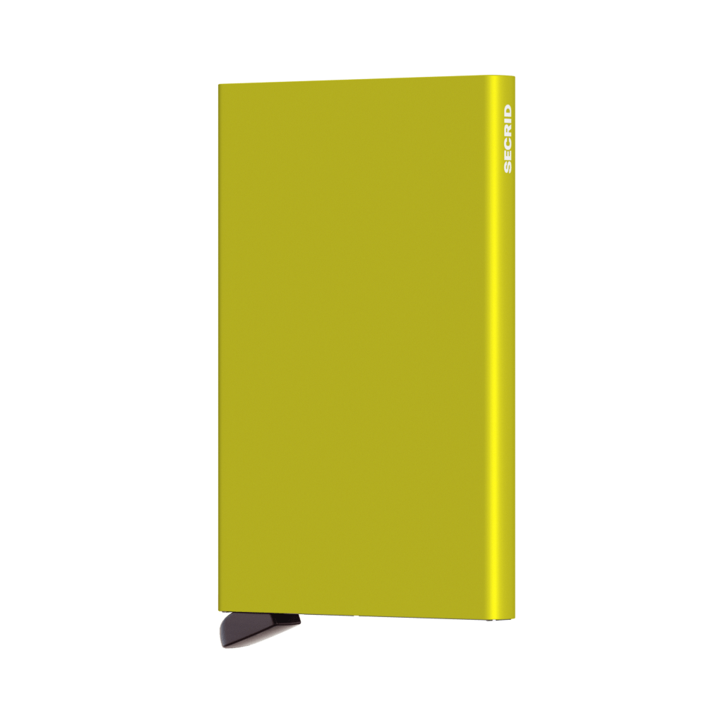 Secrid Cardprotector Lime
