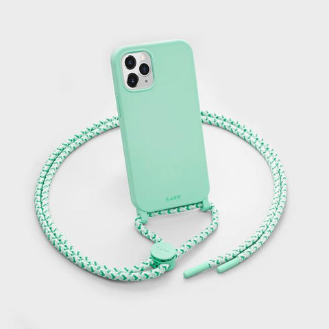 LAUT PASTELS Necklace Case for iPhone 12 / 12 Pro