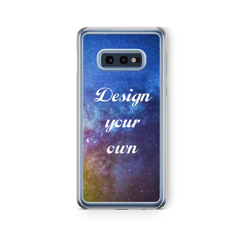 Samsung Galaxy S10e Custom Case