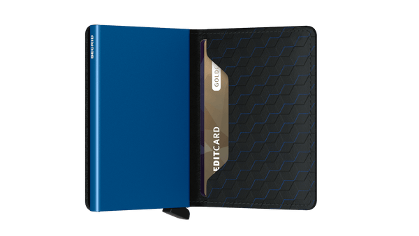 Secrid Slimwallet Optical Black