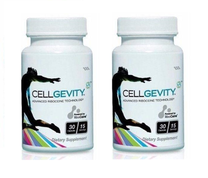 CELLGEVITY Advanced Riboceine Technology Glutathione Enhancement Supplement