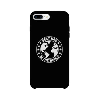 World Best Dad Black iPhone 4 Case