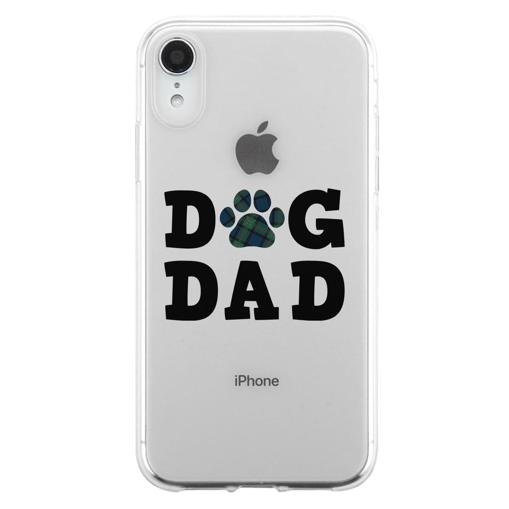 Dog Dad Case Inspirational Respectful Father's Day Gift For Husband
