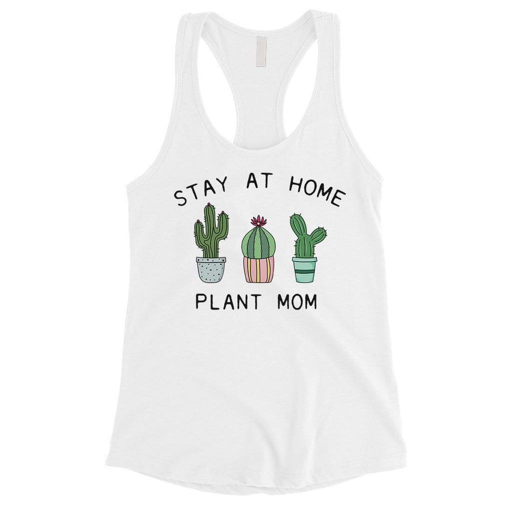 Stay At Home Plant Mom Womens Mother's Day Tank Top Best Mom Gifts