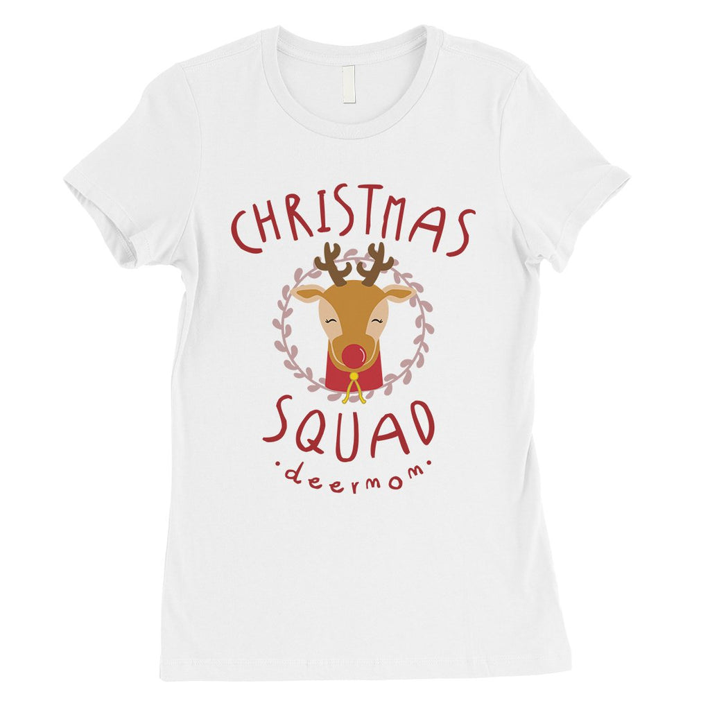 Christmas Squad Family Matching Outfits Winter Holiday Gift Ideas