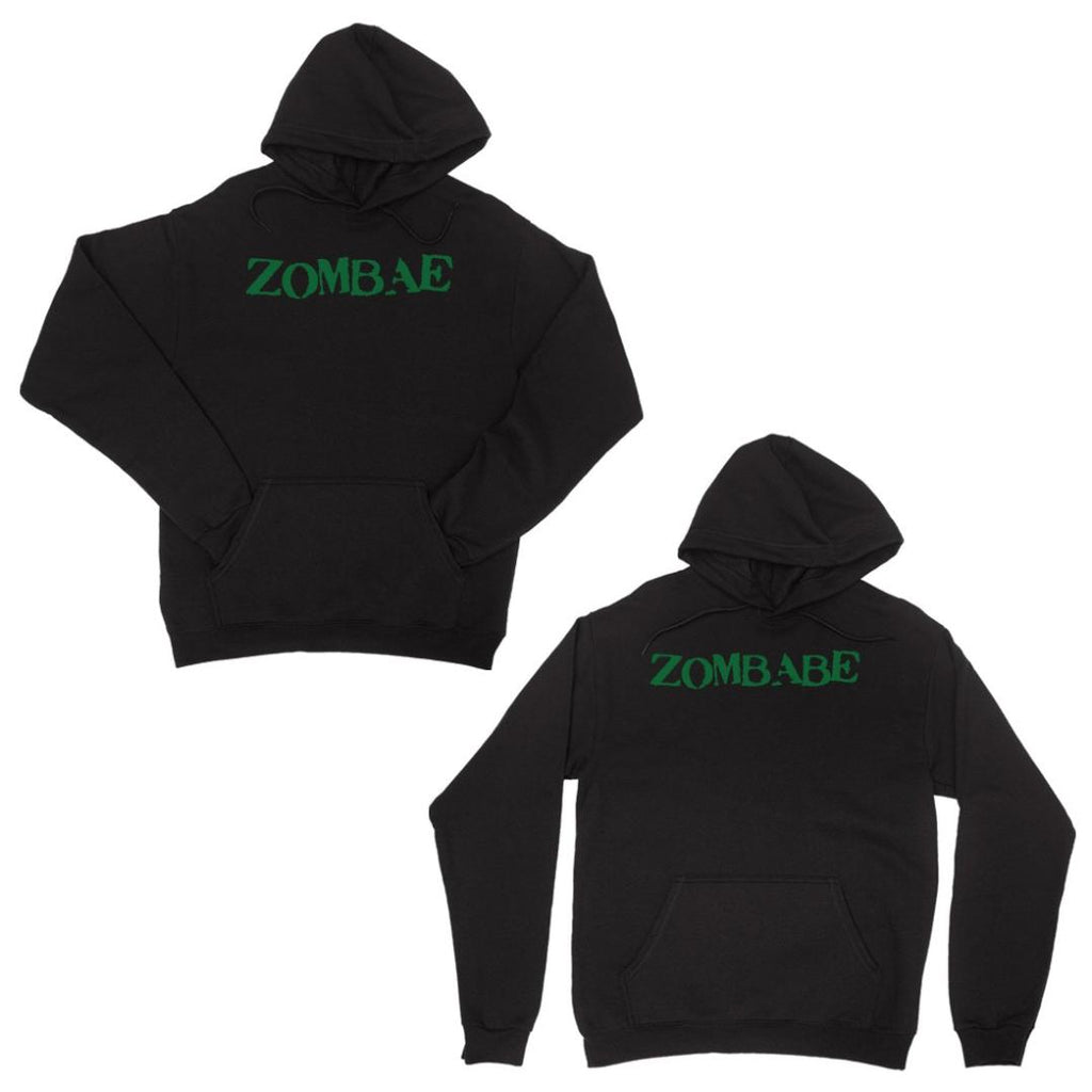 Zombae And Zombabe Matching Hoodies Pullover