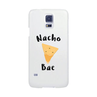 Nacho Bae White Phone Case