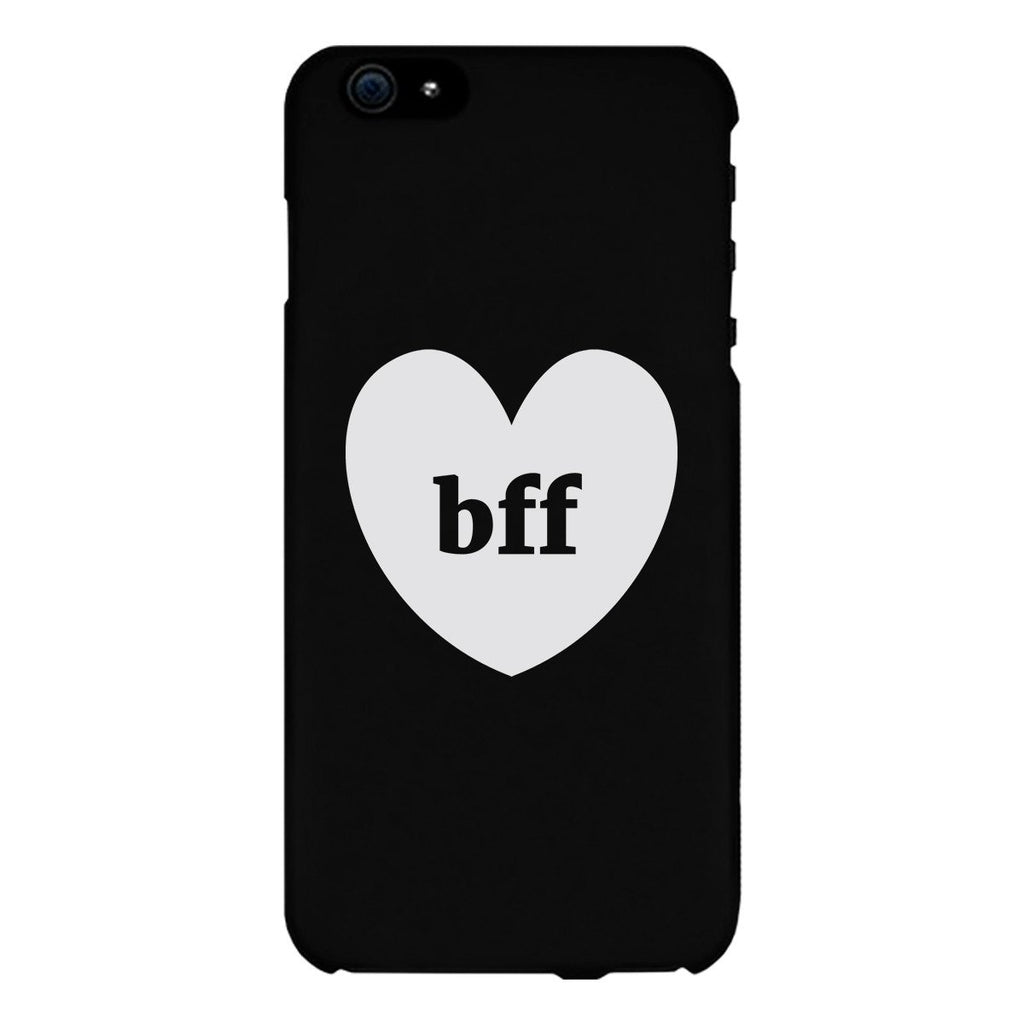 BFF Hearts Black Phone Case