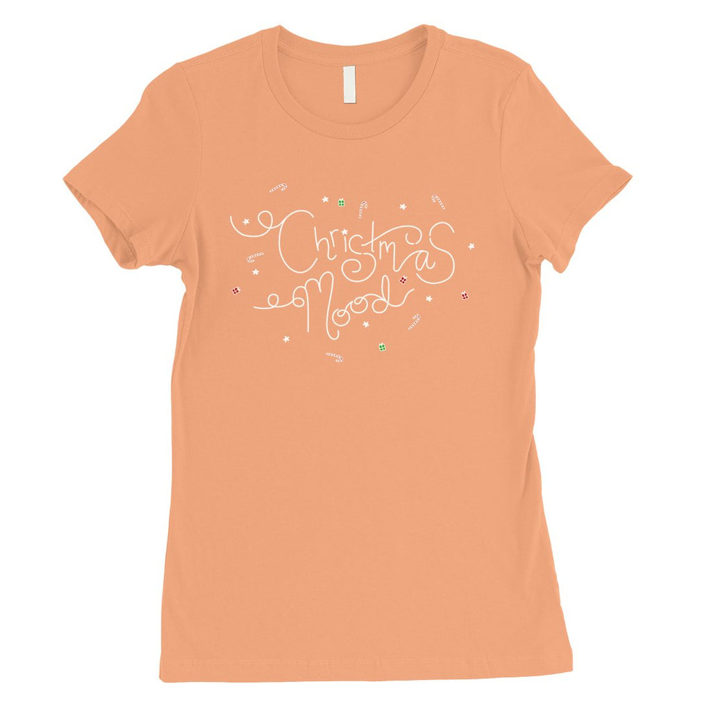Christmas Mood Womens T-Shirt