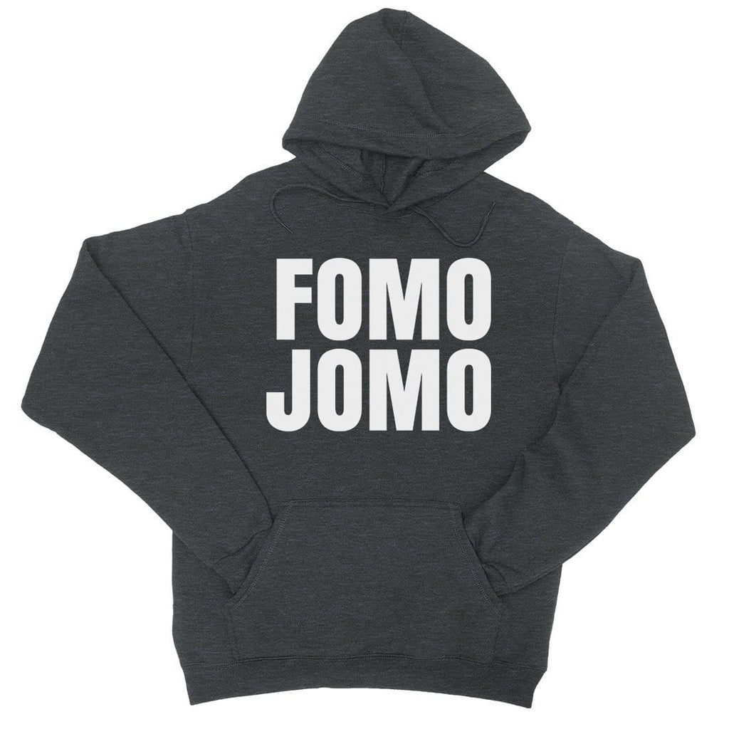 365 Printing Fomo Jomo Womens Funny Saying Hoodie Pullover Funny Birthday Gift